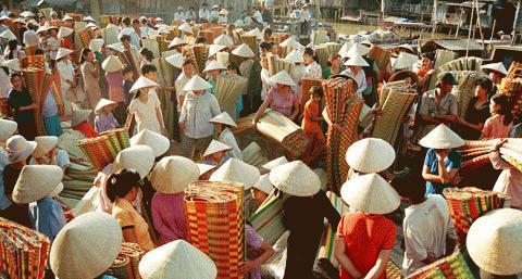 Dinh Yen mat craft village - vietnamtourism.org.vn