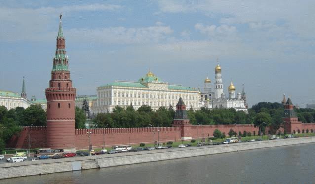 Tham quan điện Kremli - đầu não muôn đời của nước Nga