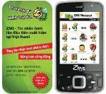 VMG ra mắt dịch vụ tin nhắn hình ZMS