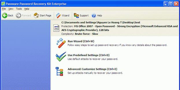 Passware Kit Enterprise 10