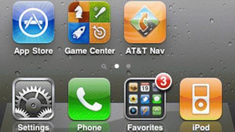 5 lý do iOS4 khiến iPhone 'lột xác'