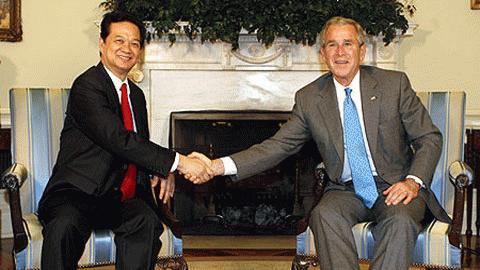 Việt Nam và Mỹ có quan điểm hợp tác song phương rõ ràng, hướng tới một tương lai tươi sáng hơn.