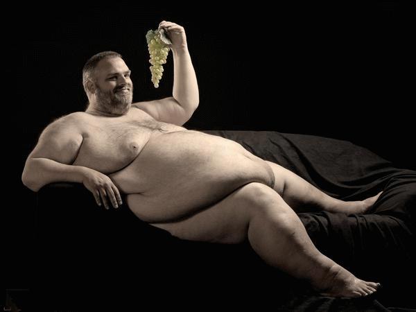 Càng thừa cân càng dễ vô sinh. Ảnh: Internet.