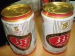 Tố mỏi miệng, bia 333 nhẹ như tách trà'án binh bất động'