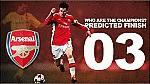 Dự đoán kỳ 2 - ứng viên Arsenal