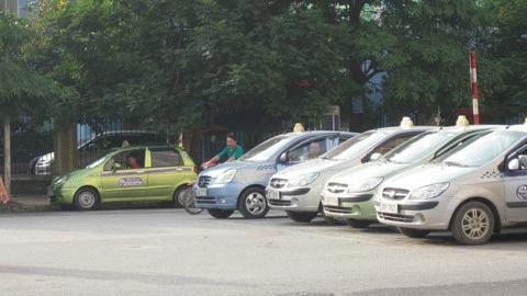 Bài học vỡ lòng tránh mất cắp trên taxi