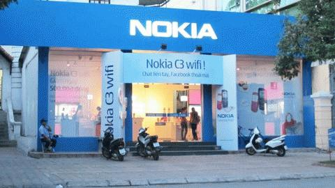 Có 'cò' sửa chữa trong Trung tâm bảo hành Nokia?
