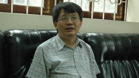 GS. Ngô Việt  Trung, Viện trưởng Viện Toán học.