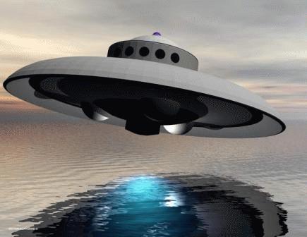 Các nhà khoa học Nga đã khám phá ra được bí mật của đĩa bay. Ảnh: Internet.