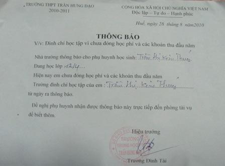 Huế: Vì tiền, trường học nhẫn tâm đuổi con nhà nghèo? (DH) Images2033669_11__Dinh_chi