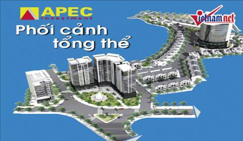Công ty APEC góp phần tô điểm cho TP Thái Nguyên