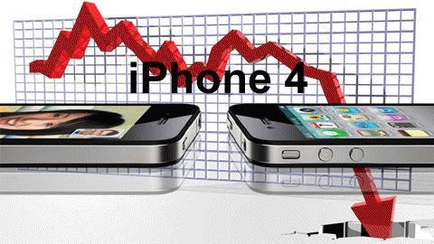 iPhone 4 xách tay sẽ tiếp tục giảm giá chạm mức sàn?
