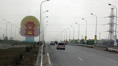 Đại lộ vừa được HĐND TP.Hà Nội đặt tên, chào mừng Hà Nội - Thăng Long tròn ngàn tuổi