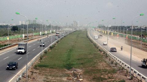 Xứng đáng là đại lộ hiện đại nhất Việt Nam