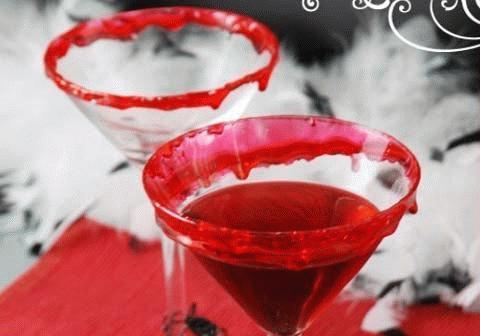Rợn người xem những ly cocktail cho lễ Halloween