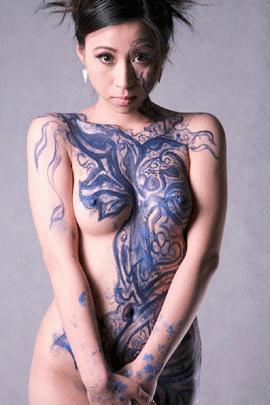 """dũng cảm"""" của cô được trợ lực bởi họa sĩ Ngô ..."""