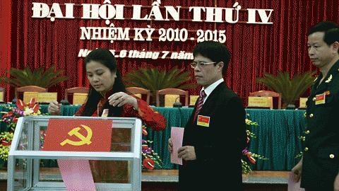 Ảnh đại hội Đảng