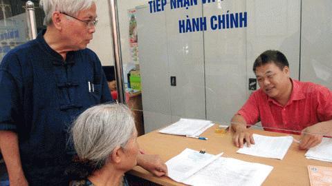 Cải cách hành chính không chỉ là cải cách thủ tục hành chính. Ảnh: sggp.org.vn