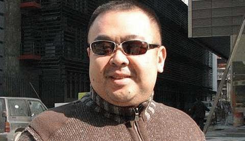 Kim Jong-nam (Ảnh: EPA)