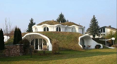 Nhà đất ở Altenrhein, Thuỵ Sỹ.