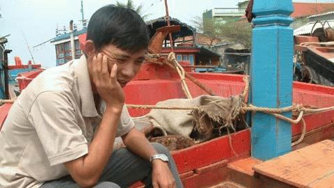 Nhiều vụ tàu cá và ngư dân Việt Nam bị phía Trung Quốc bắt giữ trong năm nay