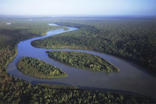 Hủy bỏ dự án bauxite tỉ đô để bảo vệ dòng sông Wenlock. Ảnh: ABC.