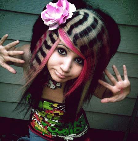 Phong cách Emo.