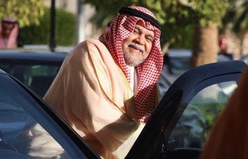 Hoàng thân Bandar bin Sultan (Ảnh: FP)