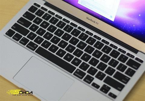 Kiểu thiết kế bàn phím quen thuộc.