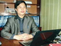 Lutaj sư Nguyễn Văn Tú (Văn phòng Luật sư Khánh Hưng).