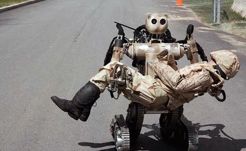 Những robot do thám tối tân nhất của Mỹ