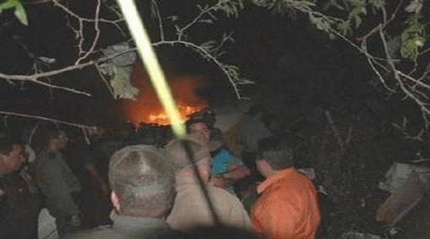 Hình ảnh thảm kịch rơi máy bay tại Cuba