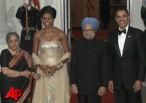 Mỗi ngày Obama ở Ấn Độ tốn 200 triệu USD?
