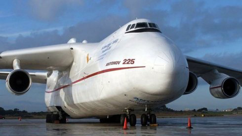 Cận cảnh chiếc máy bay