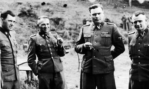 Tiết lộ chấn động: CIA che giấu phát xít Đức