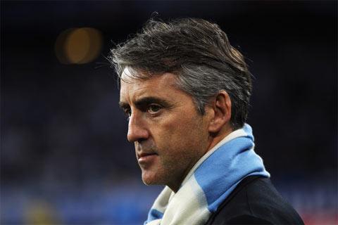 Man City đá tiêu cực: Kẻ hèn nhát Mancini!