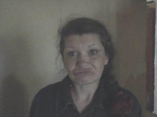 Cô gái trở thành bà lão xấu xí sau 6 năm nghiện