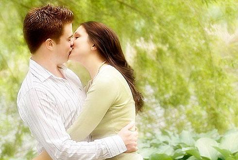Nụ hôn có thể khiến bạn gặp nguy hiểm