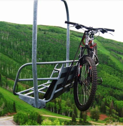 Những kiểu đỗ xe đạp