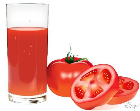 Hai cốc nước cà chua/ngày giảm loãng xương