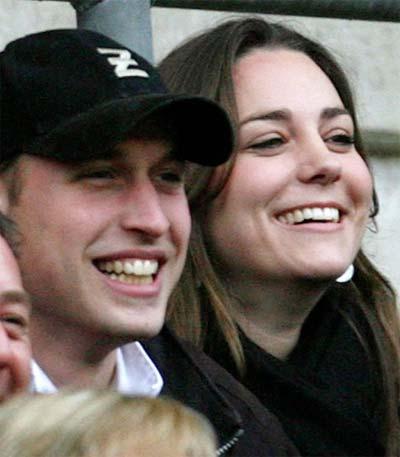 William và Kate: Thiên tình sử qua ảnh