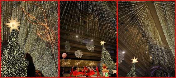Ngắm cảnh huy hoàng chào đón Giáng sinh