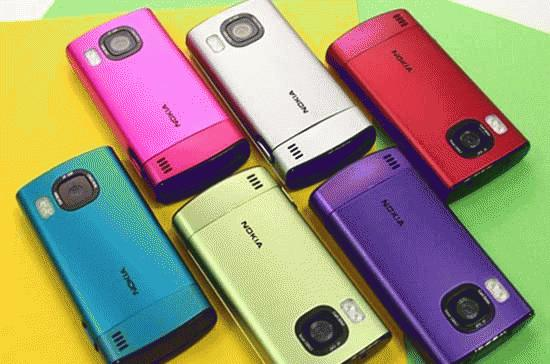 Nokia Slide