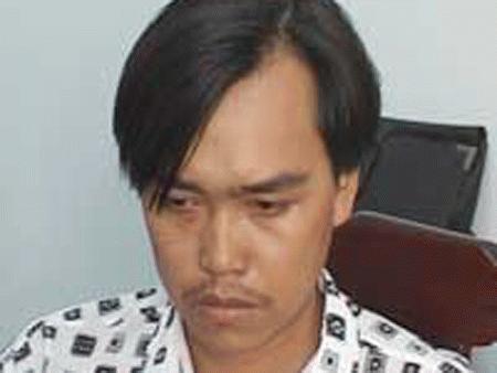 Đối tượng Trần Nguyễn Xuân Phương tại cơ quan điều tra