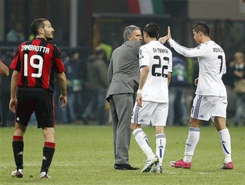 Real của Mourinho đang trình diễn thứ bóng đá tấn công mãn nhãn