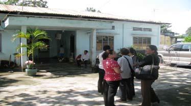 """Nhà mở tỉnh Đồng Nai – nơi cách đây vài ngày là """"mái ấm"""" của 5 đứa trẻ. Ảnh: Đ.Đ"""