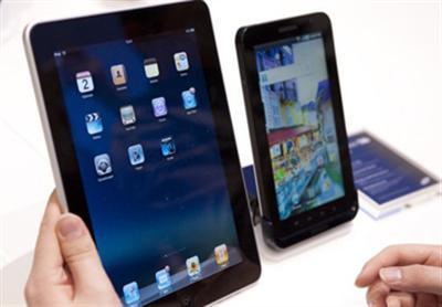 Máy tính bảng iPad của Apple sử dụng MicroSIM.