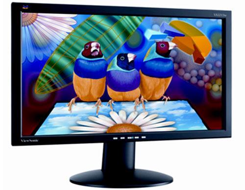 Màu sắc là một yếu tố quyết định trong việc chọn lựa màn hình LCD