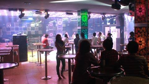 Đây là lần thứ 2 bar BB Club 96 bị phát hiện có các viên nén tổng hợp nghi là thuốc lắc.