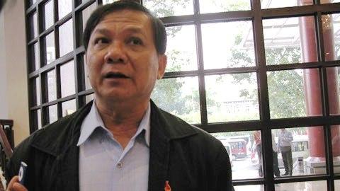Tổng Thanh tra Chính phủ Trần Văn Truyền. Ảnh: Lê Nhung